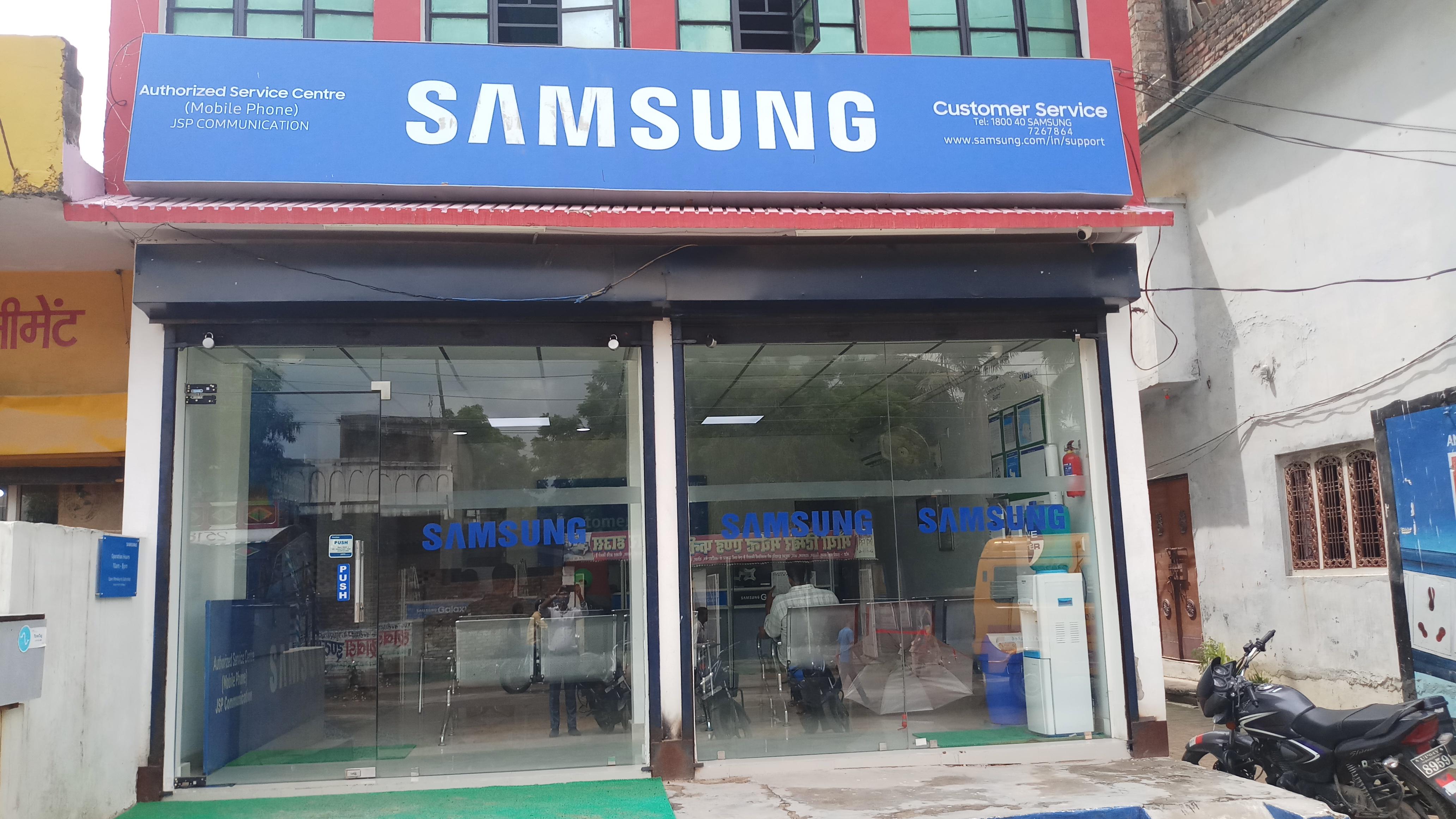 JSP Communication Samsung Service Center